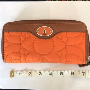 Fossil Wallet - NWT